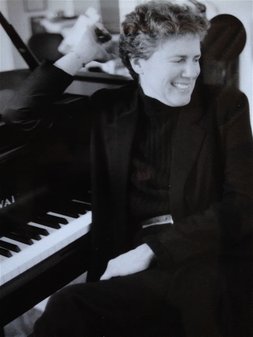 Claire Ritter, Pianist, Composer & Educator